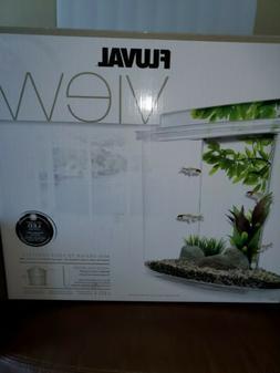 view aquarium tank 4 gallon new in