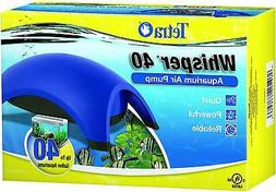Whisper Air Pump Tetra Water Fish Tank Aquarium 20-40 Gallon