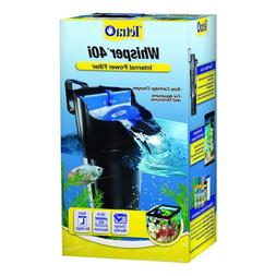 Tetra Whisper Fish Tank In-Tank Filter with BioScrubber for