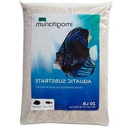 Imagitarium White Aquarium Sand, 20 LBS