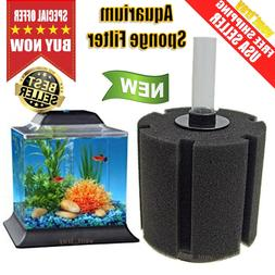 XY-380 Aquarium Fish Tank Biochemical Sponge Filter, 4-1/2-I